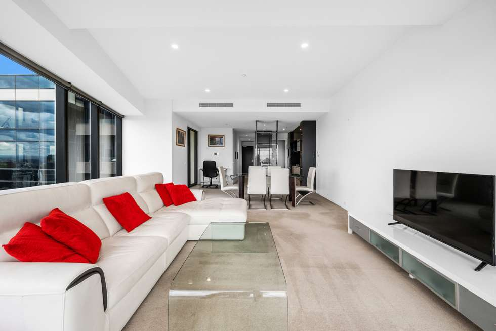 Third view of Homely apartment listing, 6307/7 Riverside Quay, Southbank VIC 3006