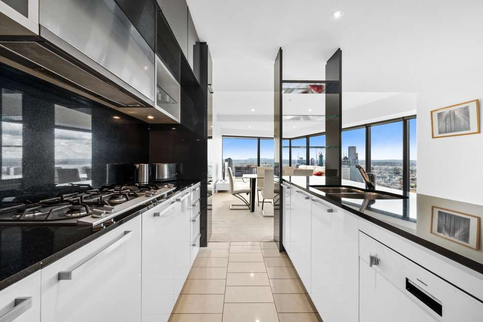 Fourth view of Homely apartment listing, 6307/7 Riverside Quay, Southbank VIC 3006