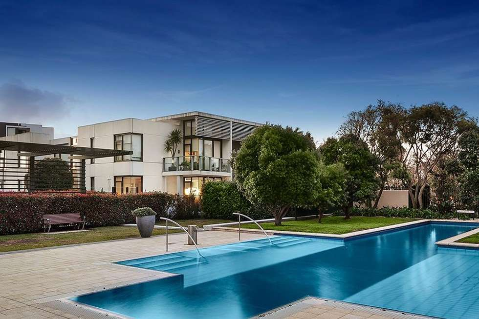 Third view of Homely apartment listing, 5/151 Beach Street, Port Melbourne VIC 3207