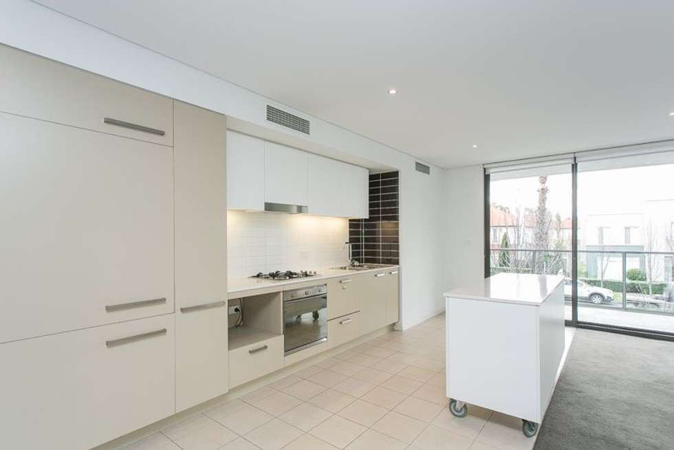 Fourth view of Homely apartment listing, 5/151 Beach Street, Port Melbourne VIC 3207