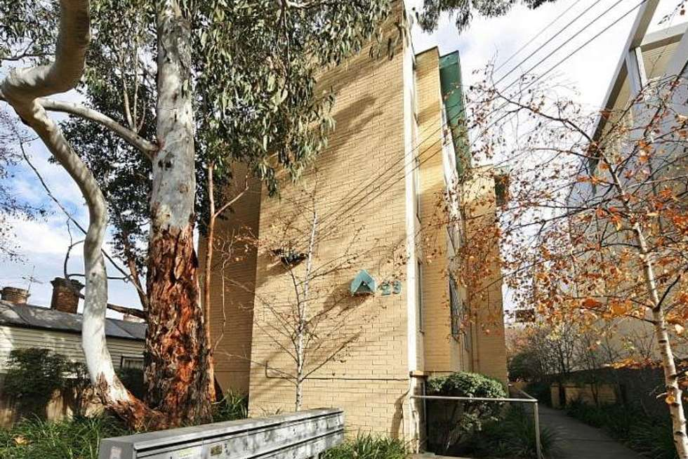 Fifth view of Homely apartment listing, 9/23 Tivoli Road, South Yarra VIC 3141