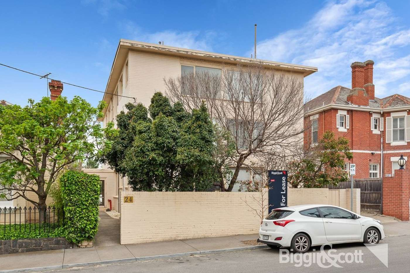 Main view of Homely apartment listing, 8/24 Hawksburn Road, South Yarra VIC 3141
