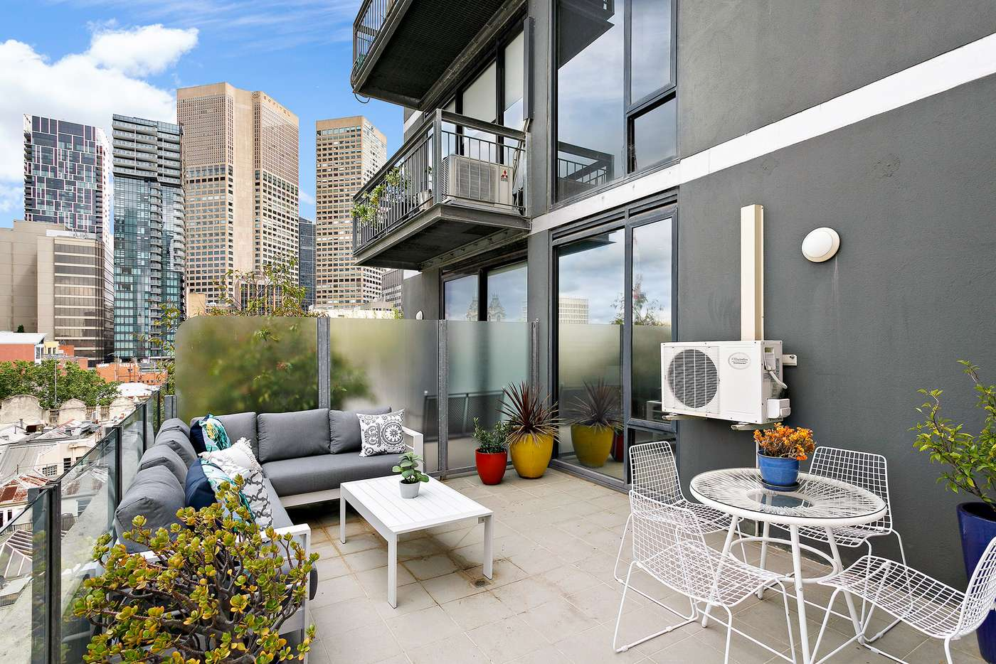 Main view of Homely apartment listing, 705/16 Liverpool Street, Melbourne VIC 3000