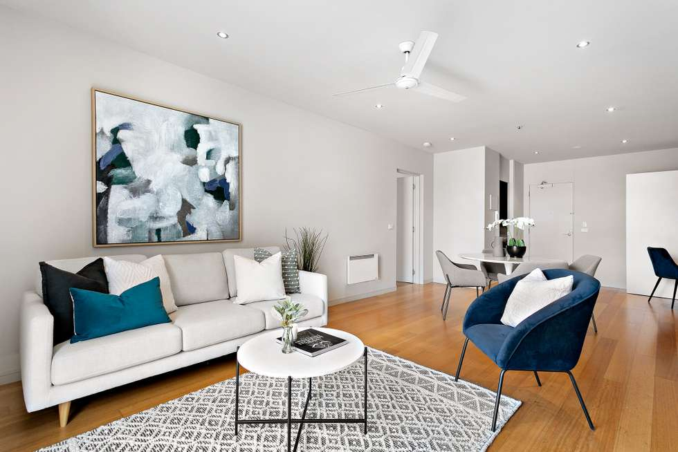 Fourth view of Homely apartment listing, 705/16 Liverpool Street, Melbourne VIC 3000