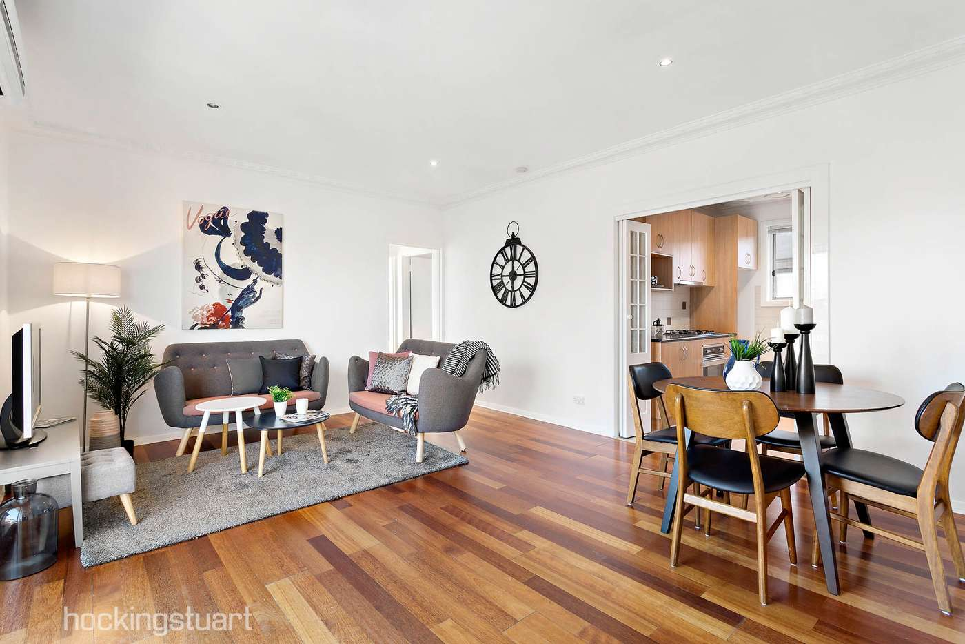 Main view of Homely apartment listing, 6/66 De Carle Street, Brunswick VIC 3056