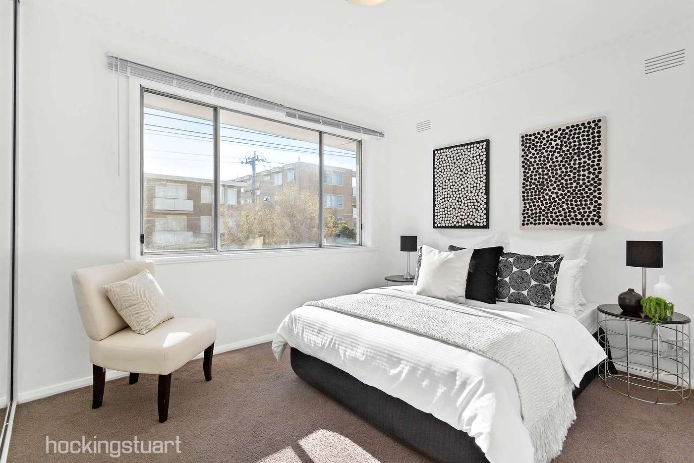 Fifth view of Homely apartment listing, 6/66 De Carle Street, Brunswick VIC 3056