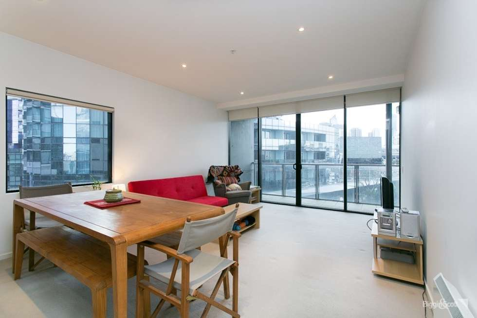 Second view of Homely apartment listing, 507/5 Caravel Lane, Docklands VIC 3008