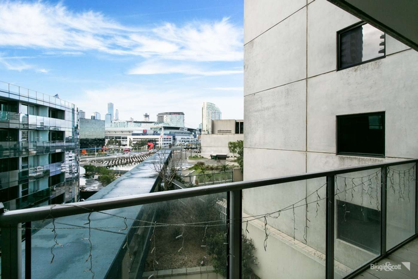 Seventh view of Homely apartment listing, 507/5 Caravel Lane, Docklands VIC 3008
