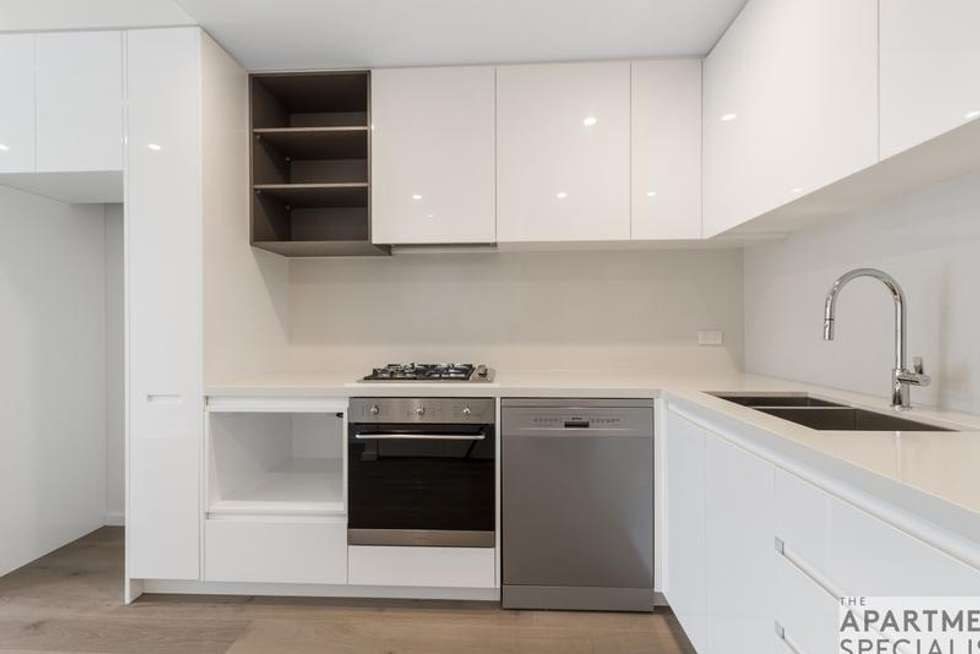 Second view of Homely apartment listing, 2b/2 Duckett Street, Brunswick VIC 3056