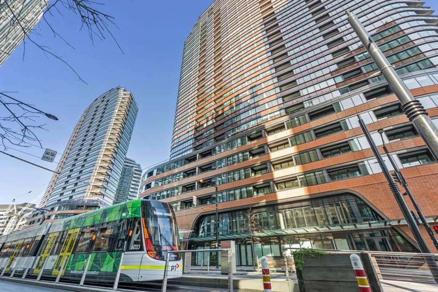 Main view of Homely apartment listing, 1205N/889 Collins Street, Docklands VIC 3008