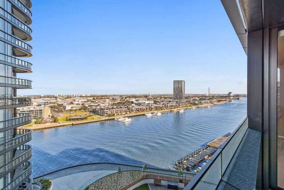 Fourth view of Homely apartment listing, 1205N/889 Collins Street, Docklands VIC 3008