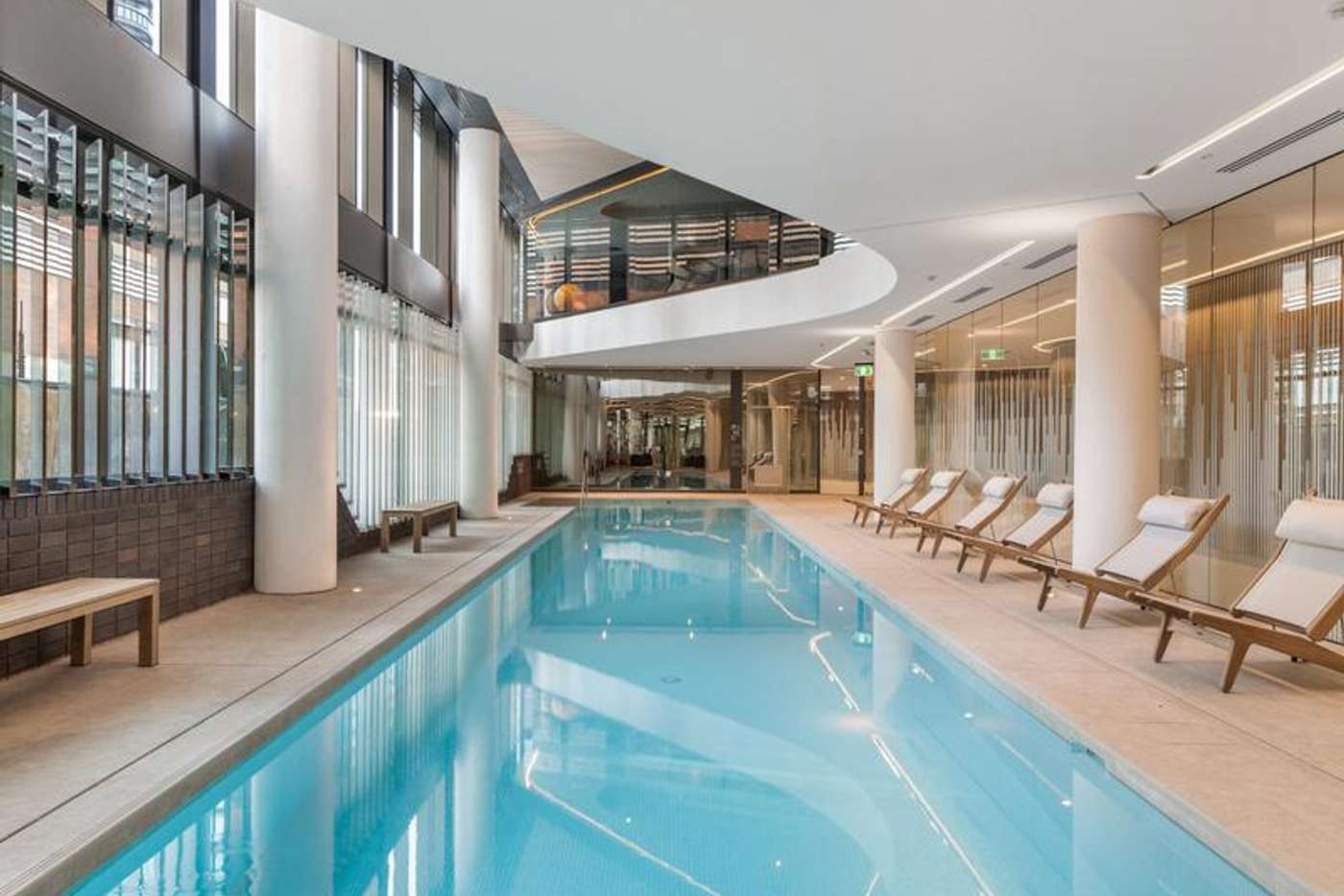 Seventh view of Homely apartment listing, 1205N/889 Collins Street, Docklands VIC 3008