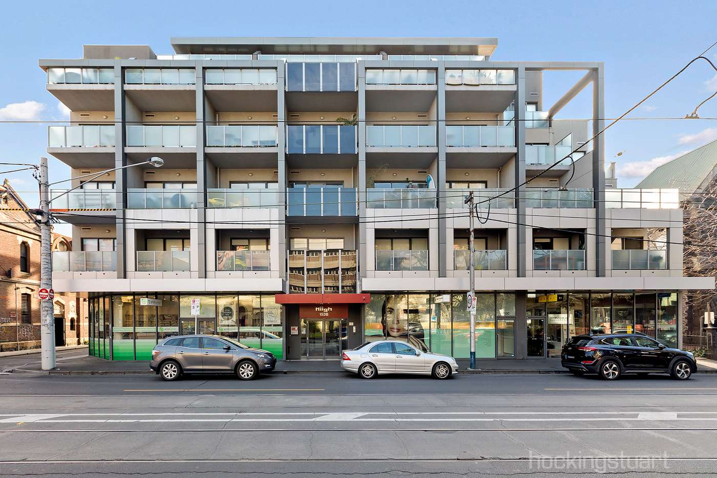 Sixth view of Homely apartment listing, 214/153B High Street, Prahran VIC 3181