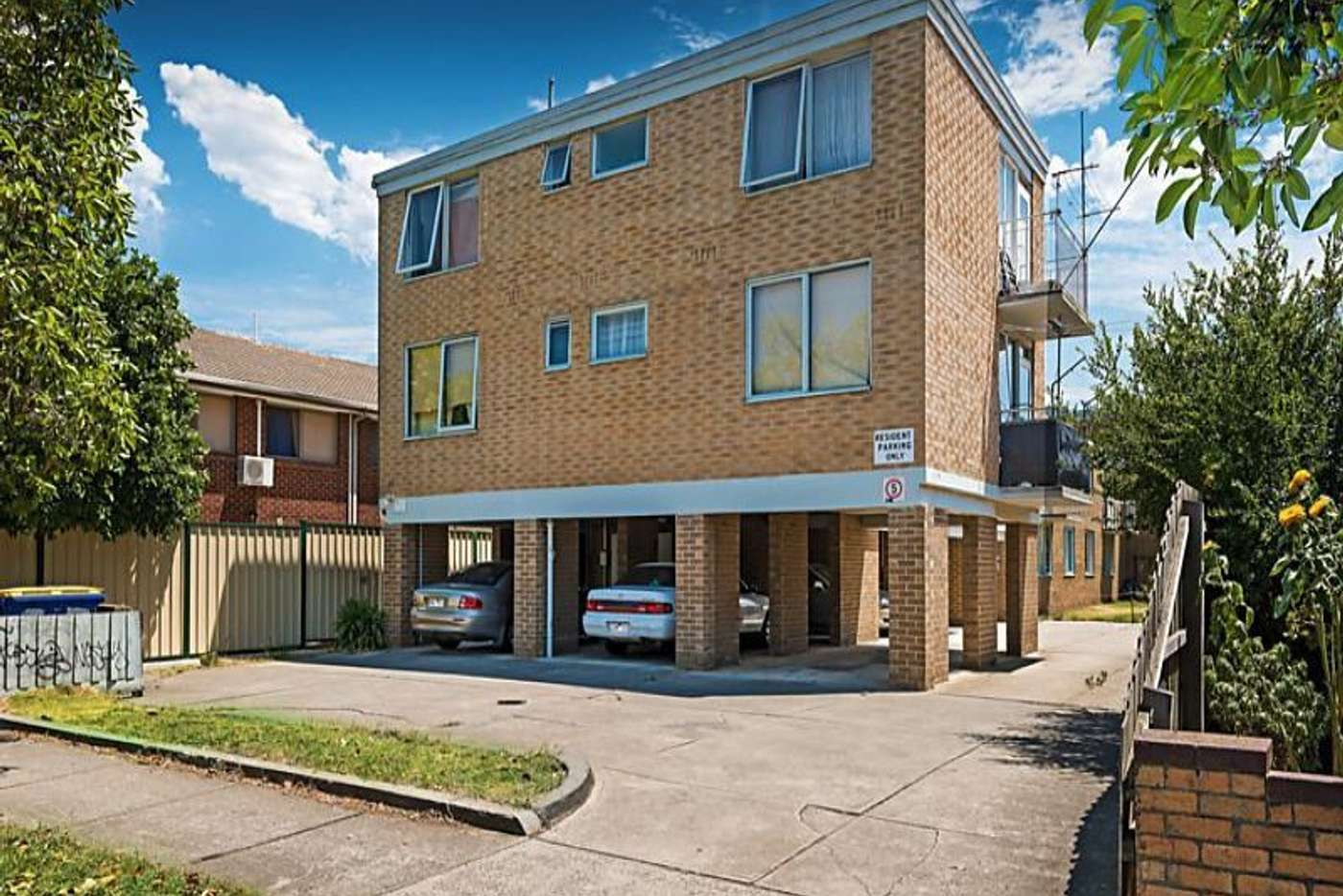 Main view of Homely flat listing, 1/29 Empire Street, Footscray VIC 3011