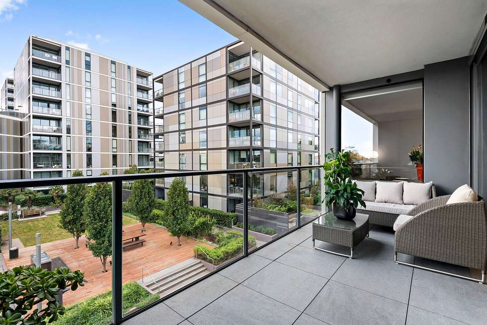 Fifth view of Homely apartment listing, 208/1 Evergreen Mews, Armadale VIC 3143