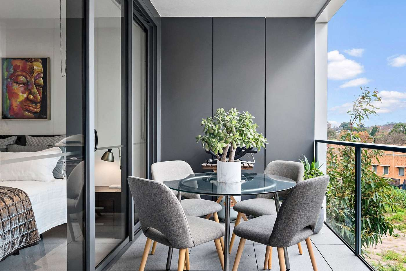 Sixth view of Homely apartment listing, 208/1 Evergreen Mews, Armadale VIC 3143