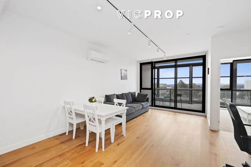 Third view of Homely apartment listing, 312/642 Doncaster Road, Doncaster VIC 3108