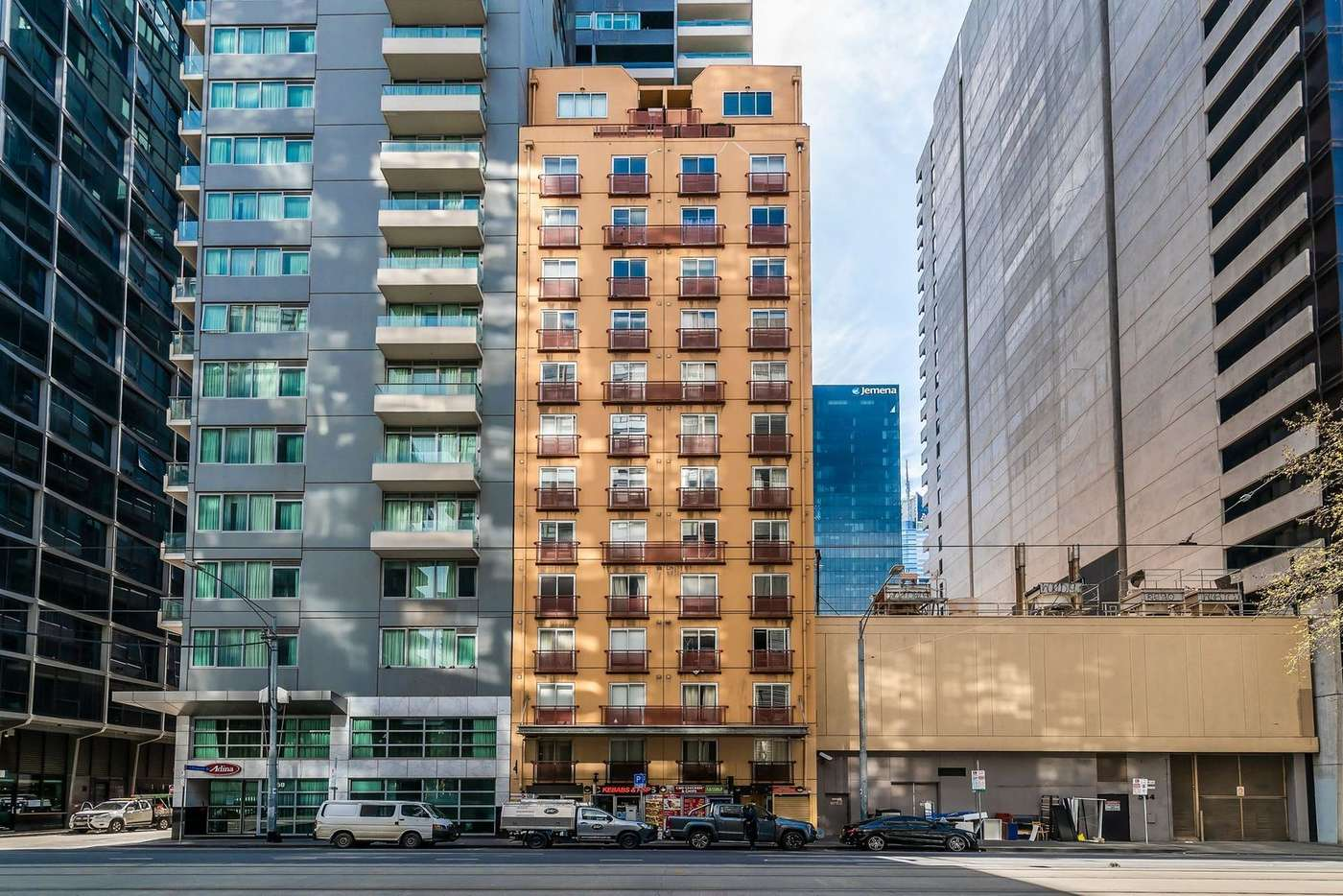 Main view of Homely studio listing, 102/546 Flinders Street, Melbourne VIC 3000