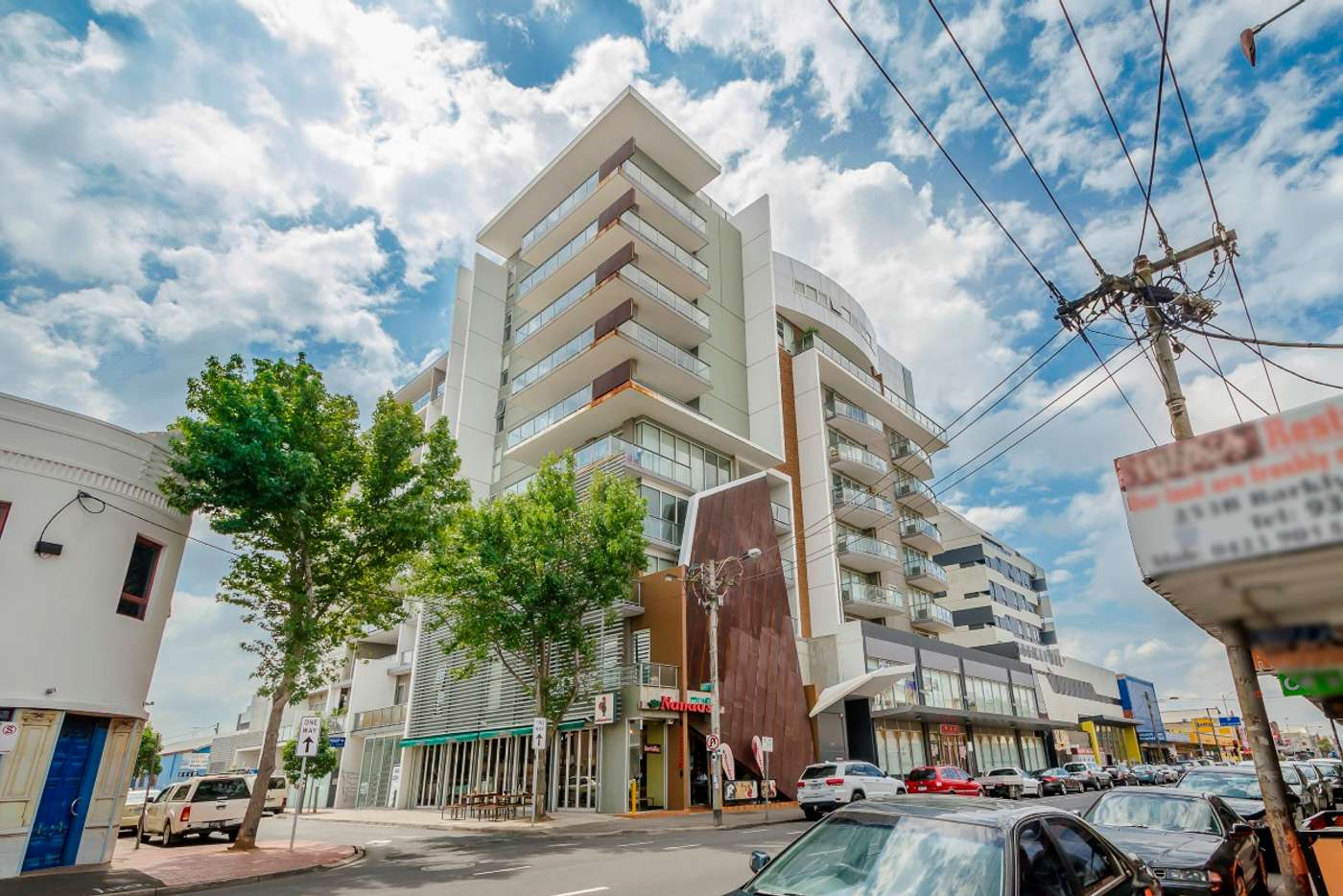 Main view of Homely apartment listing, 506/250 Barkly Street, Footscray VIC 3011