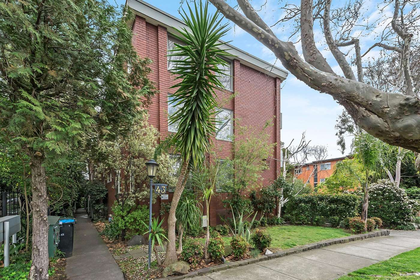 Sixth view of Homely apartment listing, 6/43 Rockley Road, South Yarra VIC 3141
