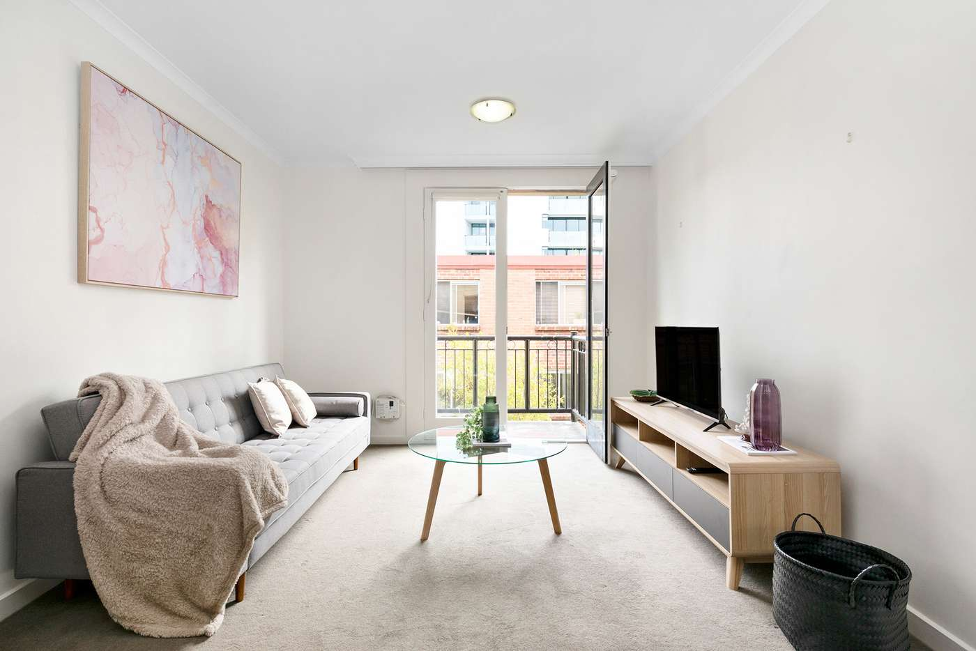 Main view of Homely apartment listing, 202 The Avenue, Parkville VIC 3052