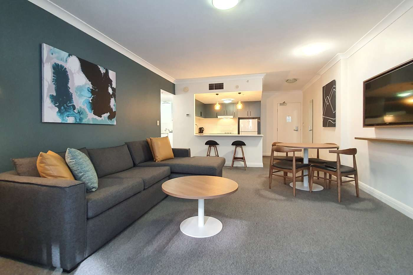 Main view of Homely apartment listing, 617/10 Brown Street, Chatswood NSW 2067