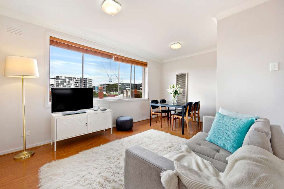 Second view of Homely apartment listing, 4/24 Bennett Street, Richmond VIC 3121
