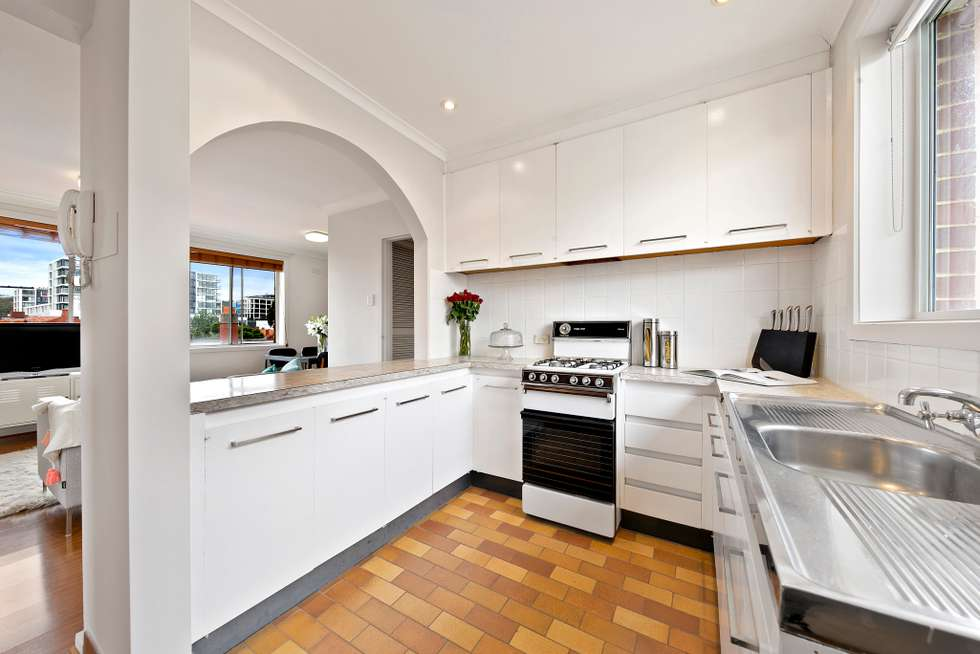 Third view of Homely apartment listing, 4/24 Bennett Street, Richmond VIC 3121