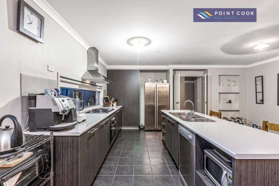 Second view of Homely house listing, 130 Yuruga Boulevard, Point Cook VIC 3030