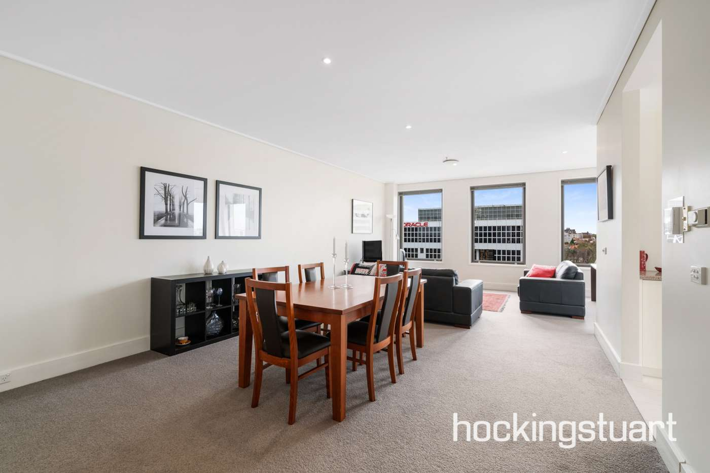 Main view of Homely apartment listing, 1003/442 St Kilda Road, Melbourne VIC 3004