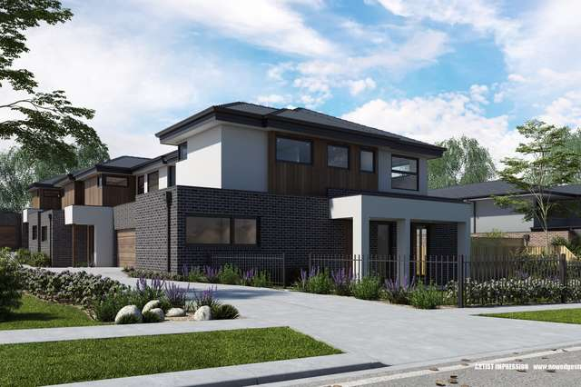 1,3 & 4/4 Kenneth Road, Bayswater VIC 3153