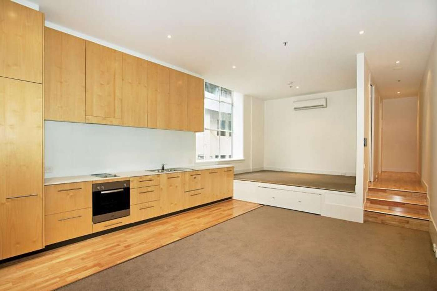 Main view of Homely unit listing, 22/243 Collins Street, Melbourne VIC 3000