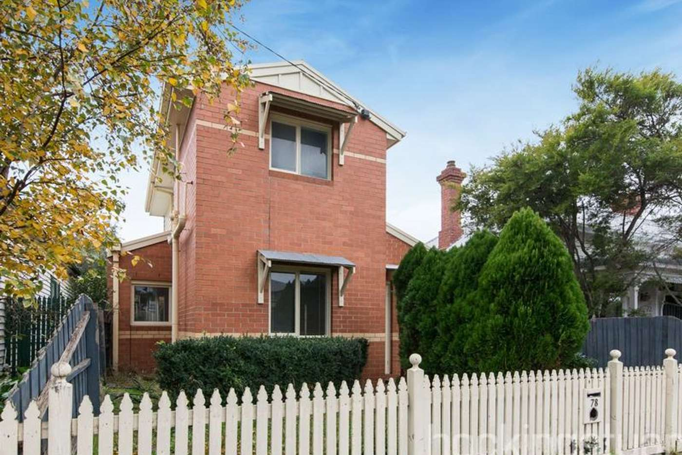 Main view of Homely house listing, 78 Wilson Street, Brunswick VIC 3056