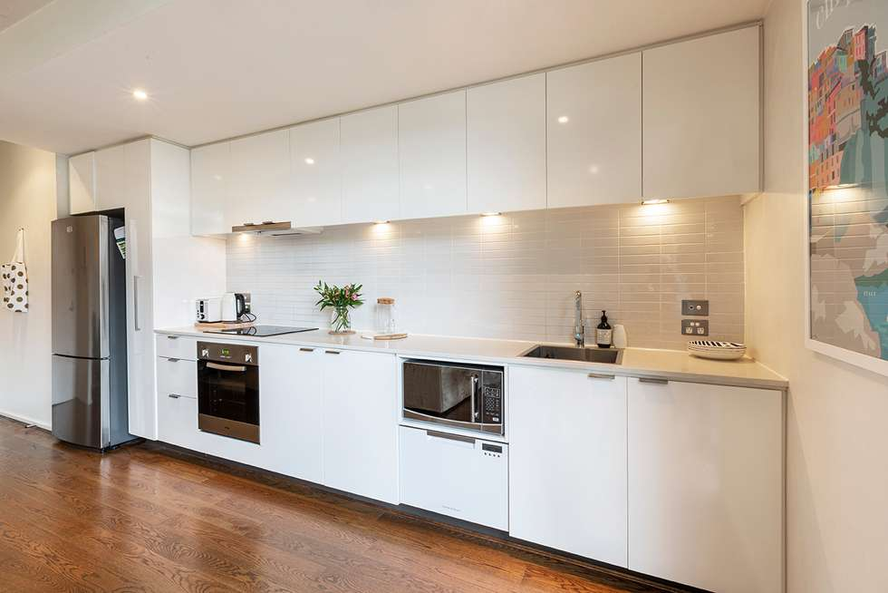 Second view of Homely apartment listing, 1/573-577 Glenhuntly Road, Elsternwick VIC 3185