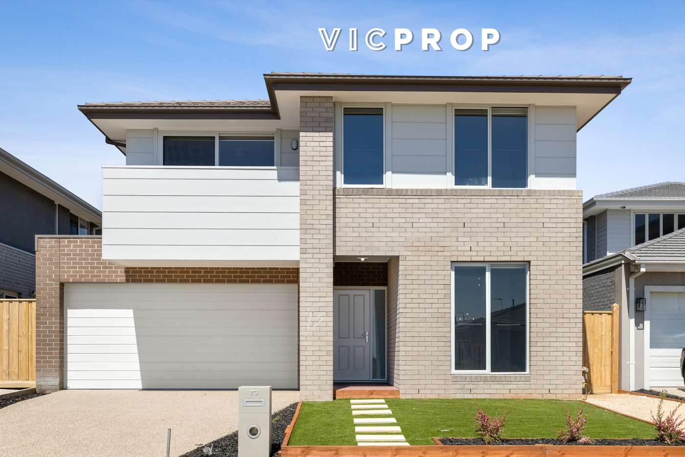 Main view of Homely house listing, 73 Sunman Drive, Point Cook VIC 3030