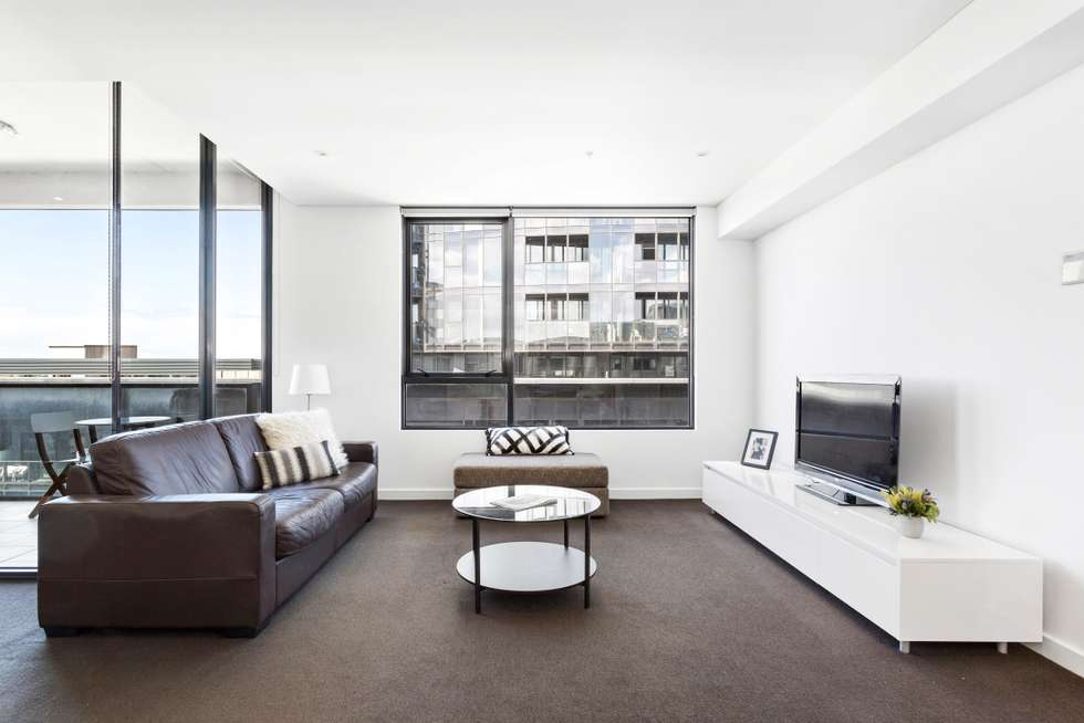 Second view of Homely apartment listing, 1007/700 Chapel Street, South Yarra VIC 3141