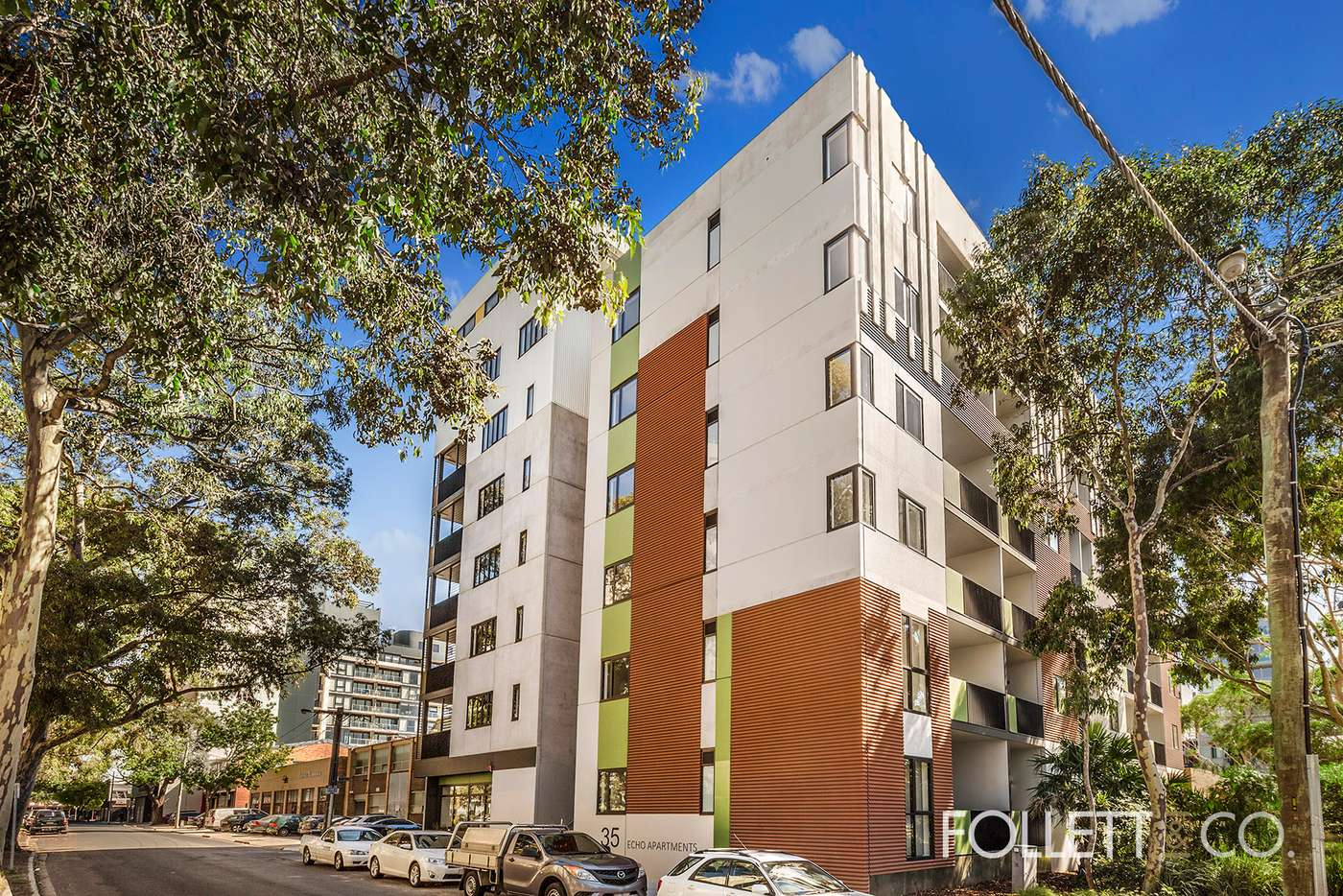 Main view of Homely apartment listing, 407/35 Simmons Street, South Yarra VIC 3141