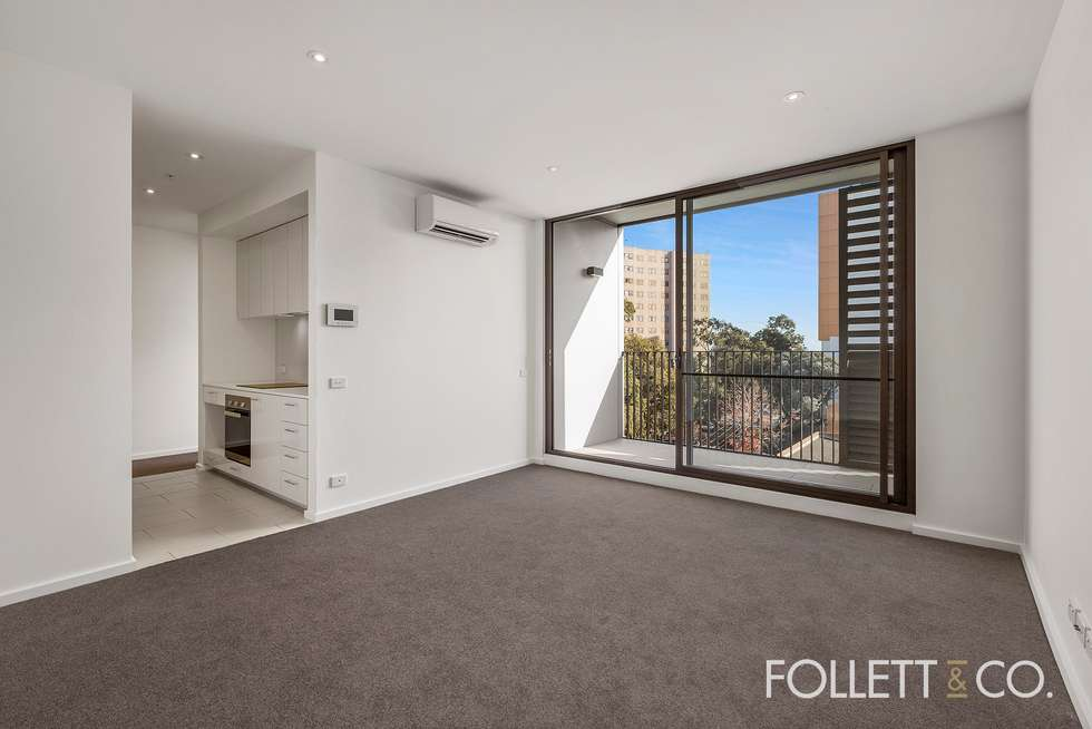 Second view of Homely apartment listing, 407/35 Simmons Street, South Yarra VIC 3141