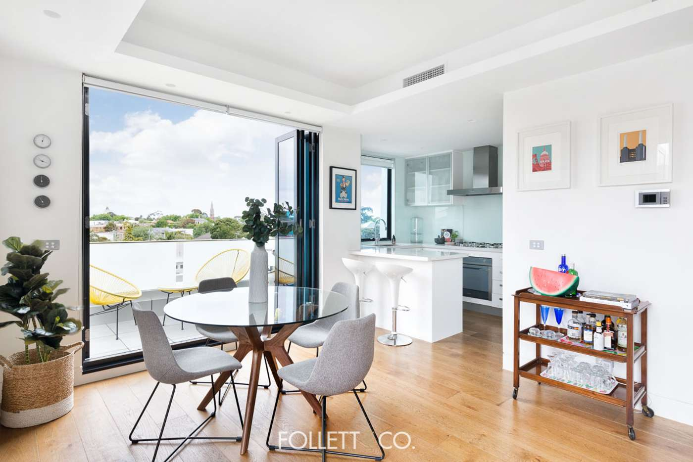 Fifth view of Homely apartment listing, 5/129 St Andrews Street, Brighton VIC 3186