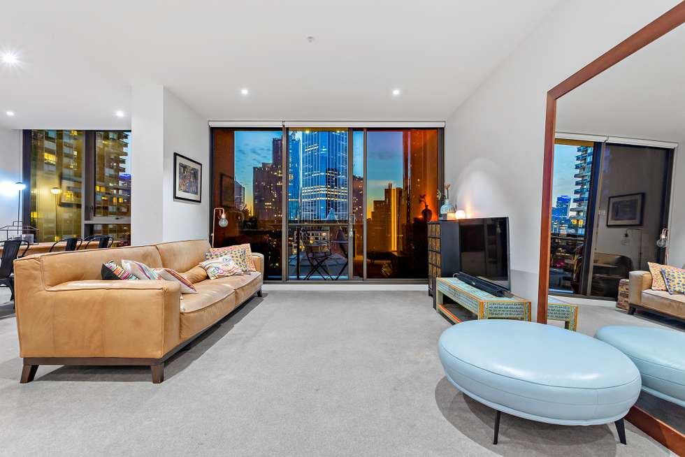 Third view of Homely apartment listing, 1401/318 Russell Street, Melbourne VIC 3000