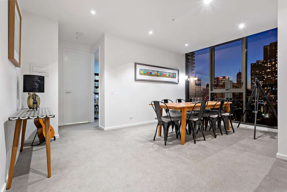 Fourth view of Homely apartment listing, 1401/318 Russell Street, Melbourne VIC 3000