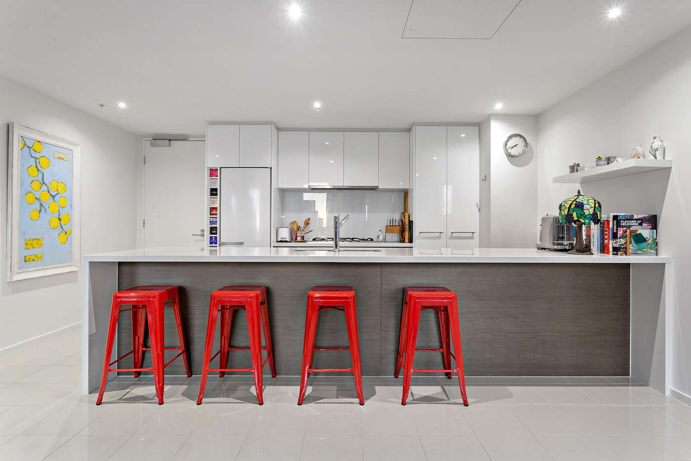 Fifth view of Homely apartment listing, 1401/318 Russell Street, Melbourne VIC 3000