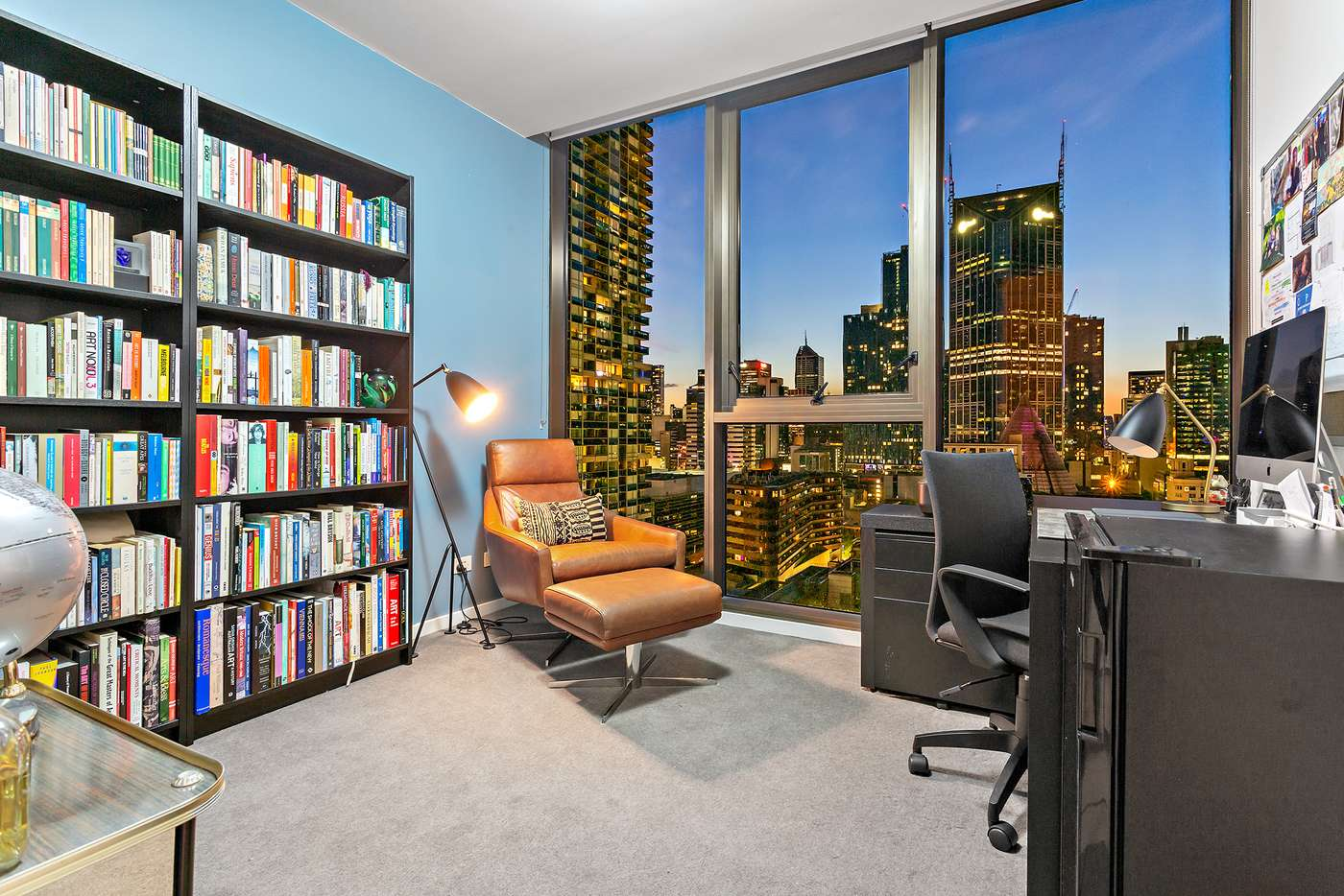 Sixth view of Homely apartment listing, 1401/318 Russell Street, Melbourne VIC 3000