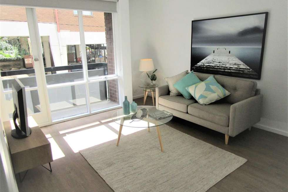 Fifth view of Homely apartment listing, 25 Avoca Street, South Yarra VIC 3141