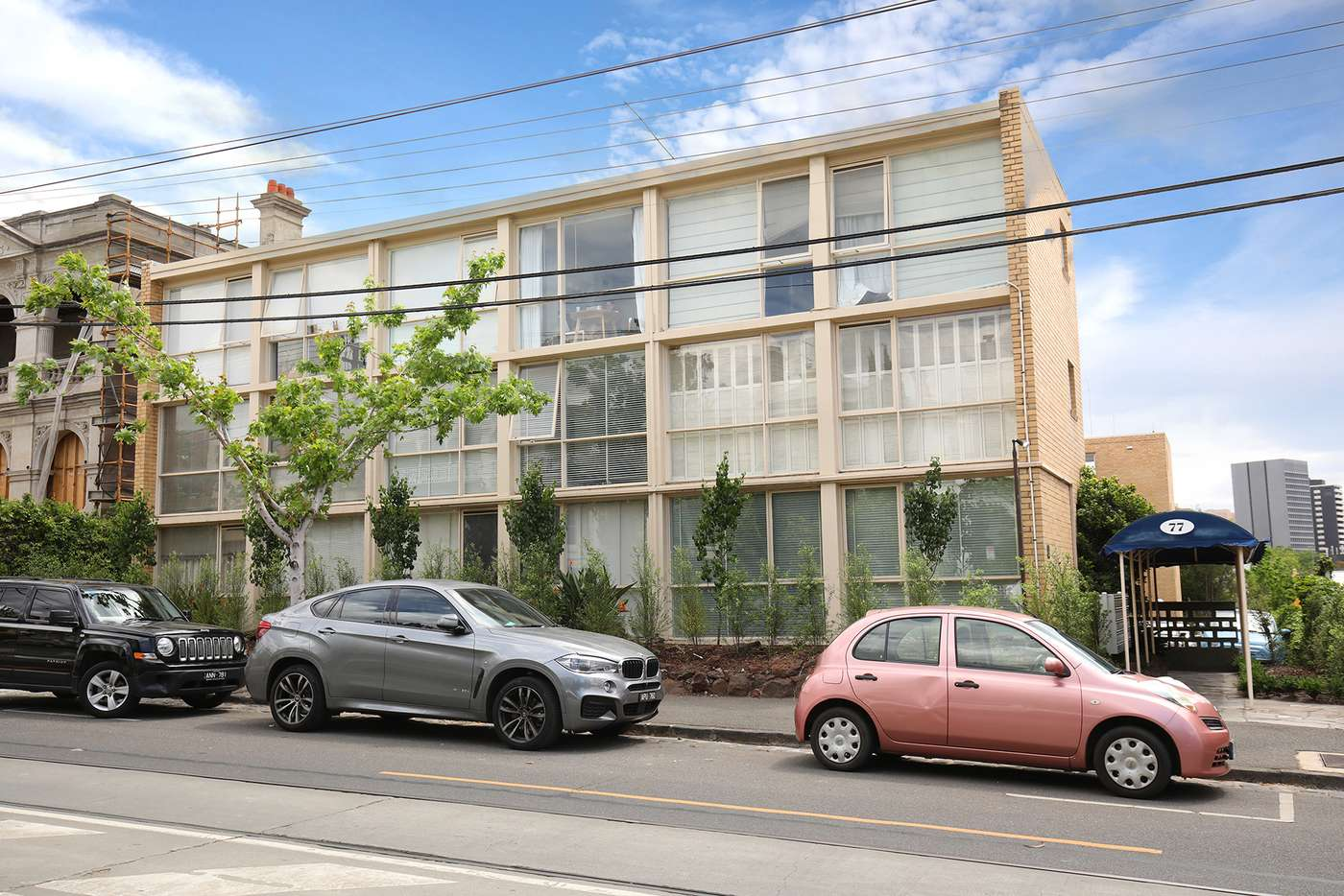 Main view of Homely apartment listing, 16/77 Park Street, South Yarra VIC 3141