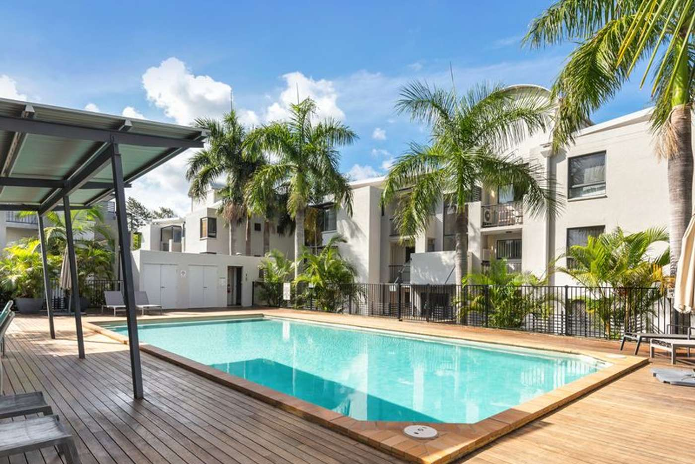 Main view of Homely unit listing, 33/7 Landsborough Terrace, Toowong QLD 4066