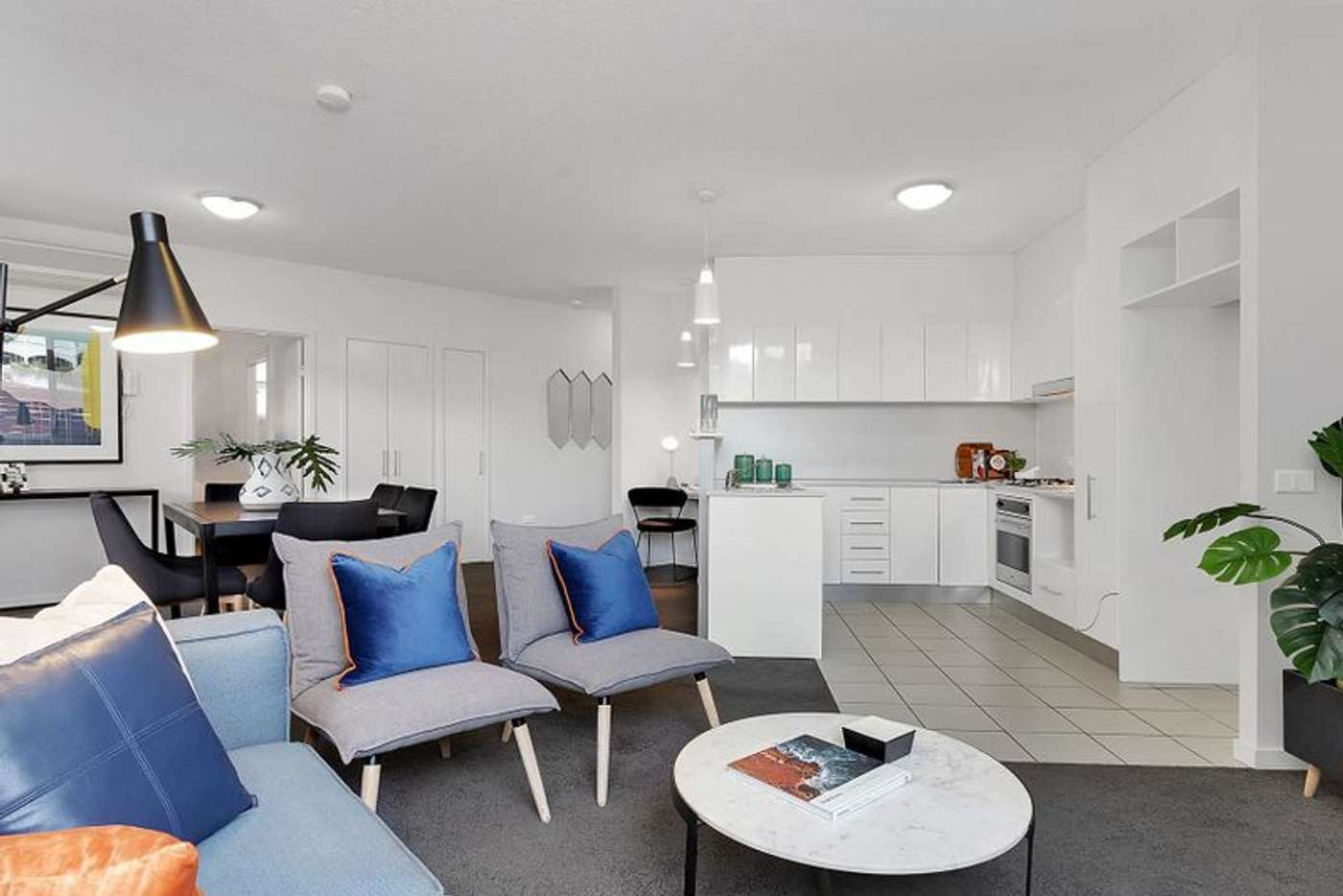 Main view of Homely unit listing, 25/2 Campbell Street, Toowong QLD 4066
