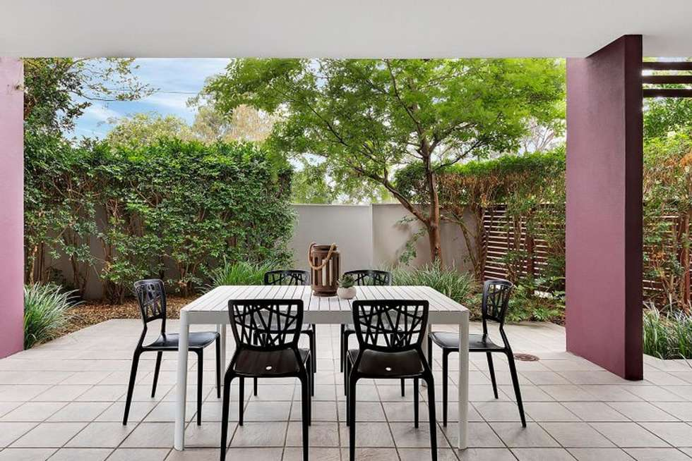 Second view of Homely unit listing, 25/2 Campbell Street, Toowong QLD 4066