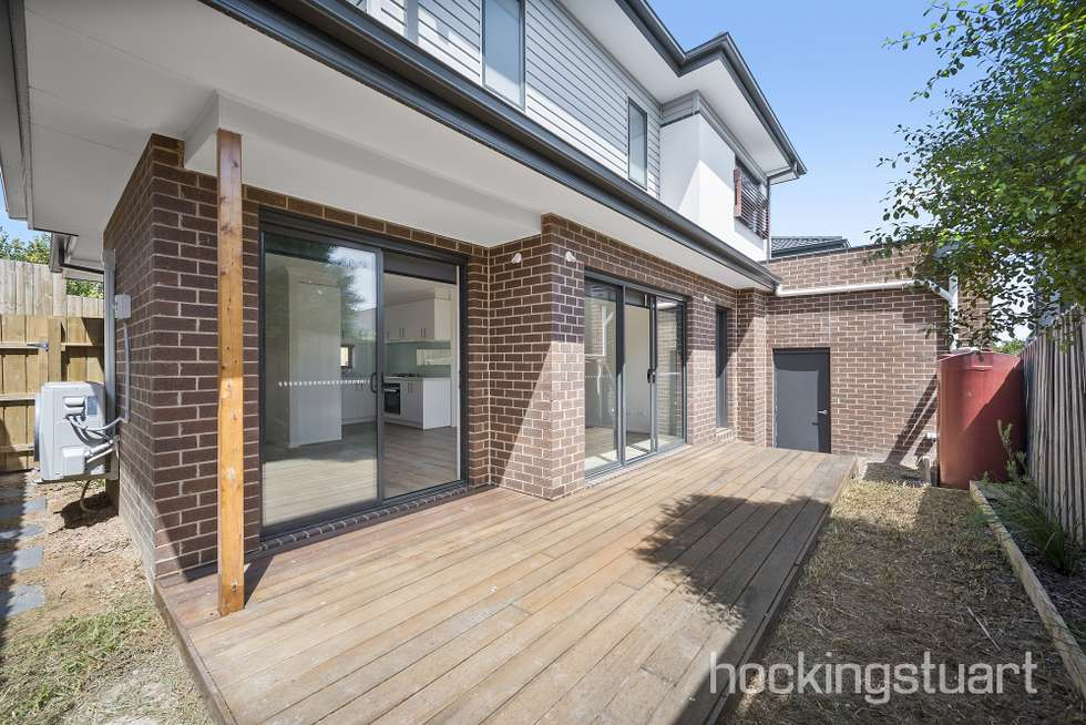 Third view of Homely townhouse listing, 1,2,3/14 Strettle Street, Thornbury VIC 3071