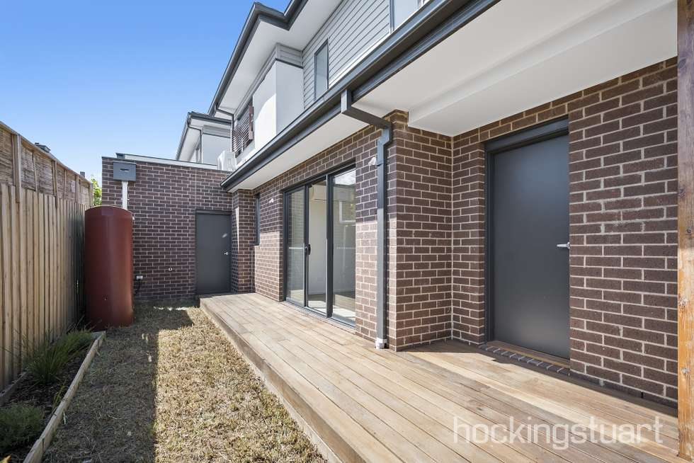 Fourth view of Homely townhouse listing, 1,2,3/14 Strettle Street, Thornbury VIC 3071